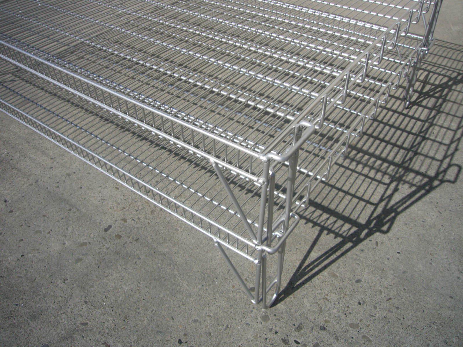 Scaffalature Iron System.Scaffalature Caseifici Sia Mpl P1070816 Siampl Reti